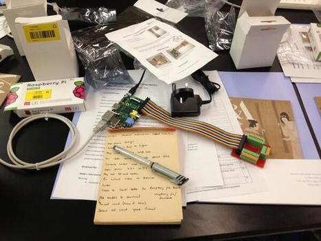 Twitter / Mairin_: @Raspberry_Pi workshop happening ... | Raspberry Pi | Scoop.it