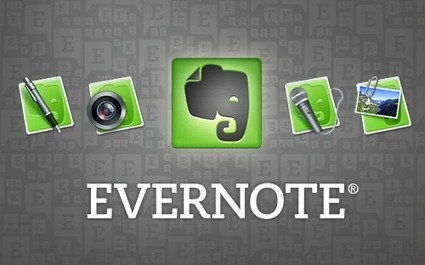 Evernote in the Classroom | Etmooc | Scoop.it