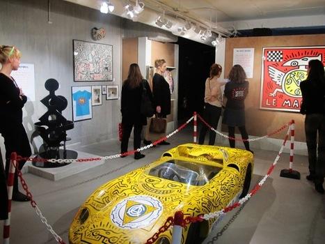 Les Hiéroglyphes de Keith Haring au Musée en Herbe | mumisgeek | Sand-rions | Scoop.it