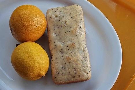 A2K - A Seasonal Veg Table: Vegan Orange and Lemon Poppyseed Cake Again | My Vegan recipes | Scoop.it