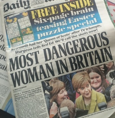 The newspapers are preparing for a coup - and Labour is doing nothing to stop them   scottish referendum   Scoop.it