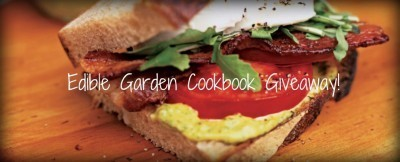 Free Edible Garden Cookbook Giveaway! | Annie Haven | Haven Brand | Scoop.it