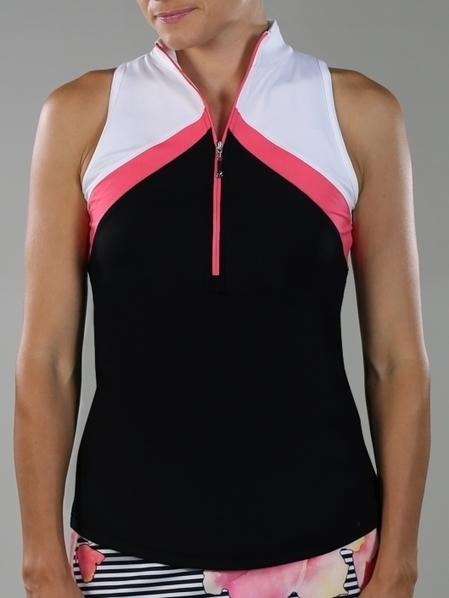 Ggblue ladies betty short sleeve golf shirts for Plus size sleeveless golf shirts