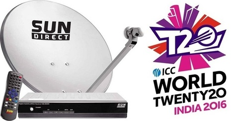 ICC World T20 Schedule (India, 2016) – Sun Direct DTH | Dish TV Service Providers in India | Scoop.it