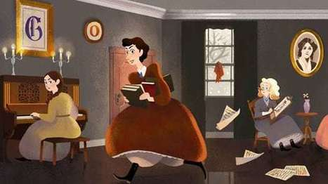 Who was Louisa May Alcott and what is her famous book Little Women about?   102nd Place   Scoop.it