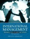 International Management: Managing Across Borders and Cultures ... | Global Business & Organization Development: an Intercultural Perspective | Scoop.it