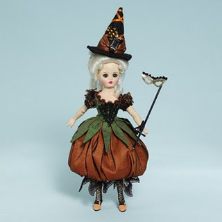 Collecting Fashion Dolls by Terri Gold: Halloween Themed Dolls | Fashion Dolls | Scoop.it
