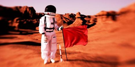 Why Mars should be independent from Earth | Aerospace and aviation construction | Scoop.it