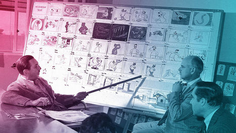 What Disney's Classic Animation Principles Could Teach Web Designers | Brave New Digital World | Scoop.it