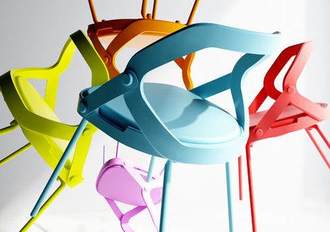 Bachag Chair by Joongho Choi | Design Milk | Designer | Scoop.it