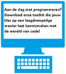Codeweek 2016: Programmeren? Natuurlijk! Maar hoe? - Codeweek.nl | Mediawijsheid de Korre | Scoop.it