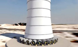 Continent's Tallest Approved Structure to Produce Solar-Wind Energy Hybrid at U.S.-Mexican Border   EcoWatch   Scoop.it
