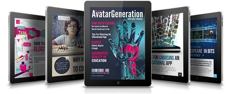 AvatarGeneration Launches EdTech IPad Magazine! | Technology of the Future | Scoop.it