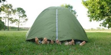 Marre du camping de masse? Voici la solution belge avec Campr | caravaning | Scoop.it