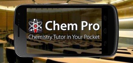 Chem Pro: Chemistry Tutor - Analizando Aplicaciones Android ... | Quimica inorganica | Scoop.it