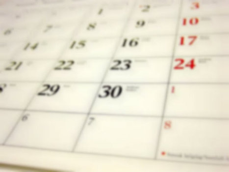 Tips on How To Create an Effective Editorial Calendar | Cultivating Community | Scoop.it