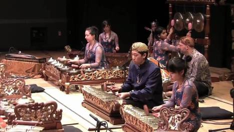 Sounds of Sunda: The Gamelan - YouTube | Year 5-6 The Arts - Music: Traditional Indonesian musical instruments | Scoop.it