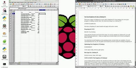 Use Your Raspberry Pi Like a Desktop PC | Raspberry Pi | Scoop.it