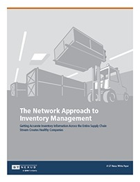 The Network Approach to Inventory Management | Supply Chain Management | Scoop.it