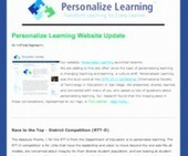 Personalize Learning Newsletter - July 2012 | Personalize Learning (#plearnchat) | Scoop.it