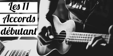 Les 11 accords essentiels du débutant à l'ukulélé - Tab-ukulélé | tablature et partition ukulele | Scoop.it