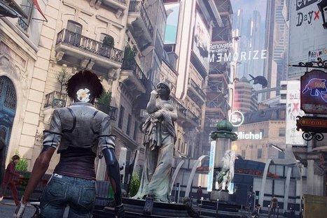 Une exposition sur l'art dans le jeu vidéo à Paris dès la rentrée | art move | Scoop.it