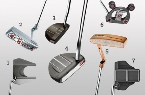 Les putters prennent du poids - Le Figaro | actualité golf - golf des vigiers | Scoop.it