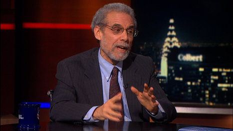 Colbert Nation: Daniel Goleman discusses empathy and the importance of mental focus | Psychology, Sociology & Neuroscience | Scoop.it