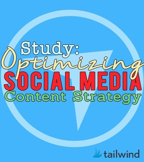 Study: Optimizing a Social Media Content Strategy | Weight Loss | Scoop.it