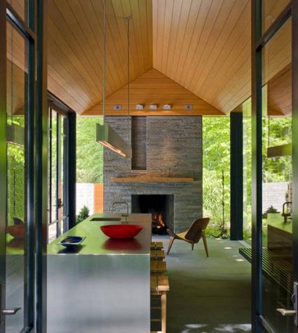 Remodelación de piscina y jardín en los suburbios - Casas de iluminación líderes y articulos de decoración | Iluminación Exterior | Scoop.it