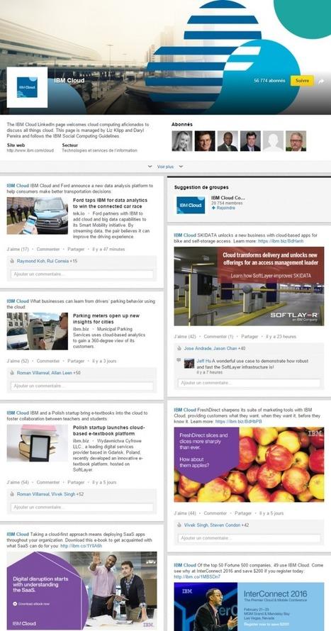 Les 5 points communs des meilleures pages LinkedIn | ADN des Réseaux Sociaux | Scoop.it