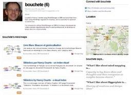 Biggerplate - bibliothèque mindmaps | MaVieDansLeWeb | Scoop.it