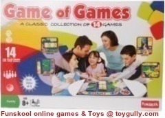 Get Funskool online games and toys in India @ toygully store | KidsToys | Scoop.it