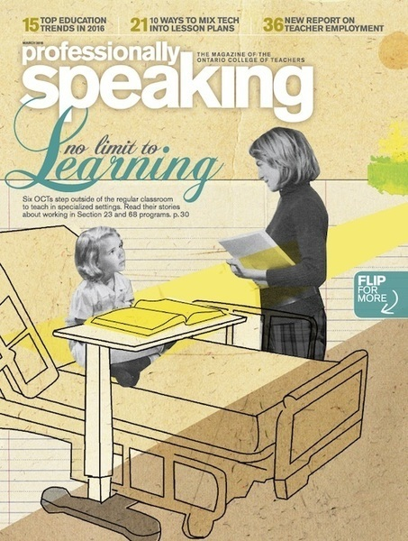Professionally Speaking | TCDSB Special Education | Scoop.it