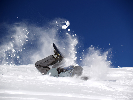 Study finds that snowboarders listening to music have less injuries   Sports Medicine   Scoop.it