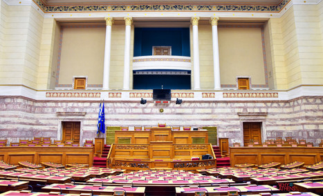 Greek Parliament from the inside | Why Athens | Politically Incorrect | Scoop.it