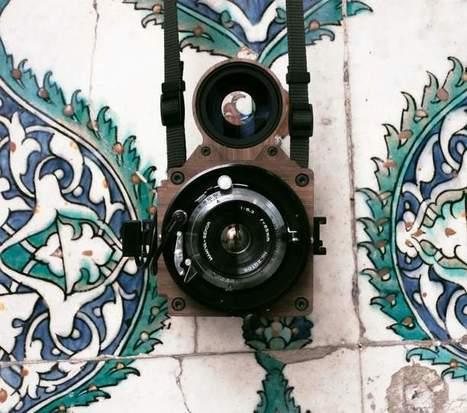 Camera Geekery: Custom Cameras by Dora Goodman - Japan Camera Hunter   L'actualité de l'argentique   Scoop.it