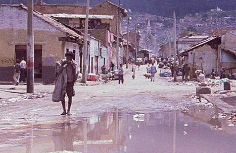 Colombia, tercer país con más pobreza en Suramérica: CEPAL | Arquitectura México | Scoop.it