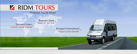 Transport Excursii - Inchirieri microbuze, Inchirieri autocare | RIDM Tours | Microbuze | Scoop.it