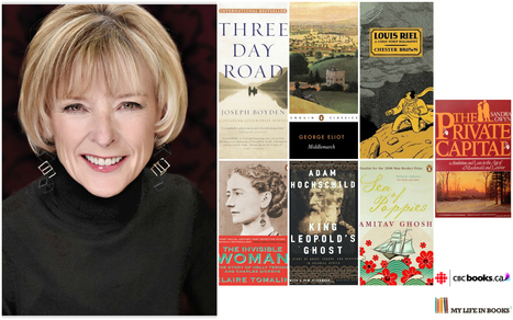 7 books on Canadian history that inspire Charlotte Gray | Canadian literature | Scoop.it