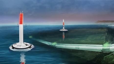 Hyperloop One plans to take supersonic tube transport underwater | ScubaObsessed | Scoop.it