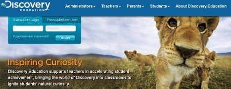 Discovery Education Offers Free Tools for Teachers, Students -- THE Journal | Teaching in the XXI Century | Scoop.it