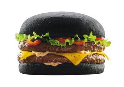 "RTL.fr a testé en exclusivité le ""Dark Vador Burger"" de Quick, le 1er hamburger noir !   Epic pics   Scoop.it"
