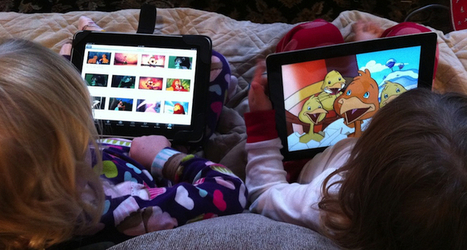 Can Apps Be Educational For Preschoolers? | Spotlight on Digital Media and Learning | Curtin iPad User Group | Scoop.it