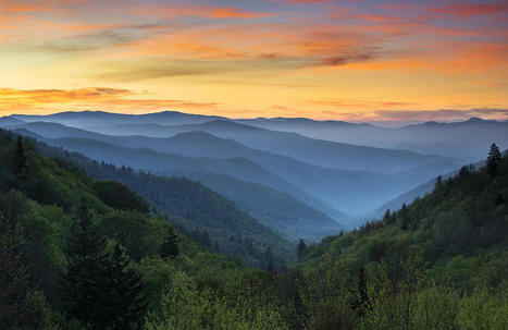 Visit Great Smoky Mountains National Park in North Carolina, Tennessee, USA | Jhakaas | Scoop.it
