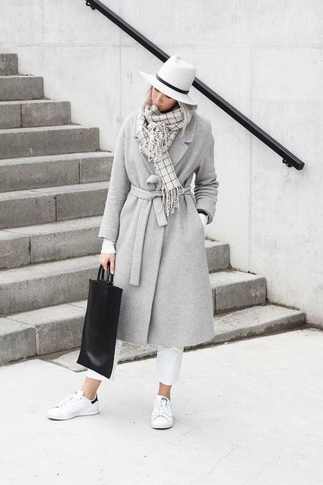 Winter Outfit With Fedora Hat, Why Not? Try These Looks! » Celebrity Fashion, Outfit Trends And Beauty News | Fashion Style And Beauty Tips | Scoop.it
