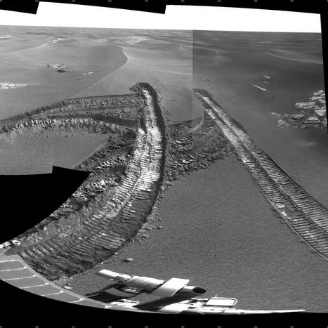 Mars Curiosity & empty space photography | Social Media Engine | Scoop.it