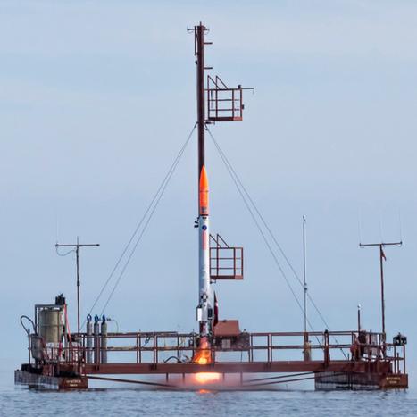 Copenhagen Suborbitals Launches Impressive Amateur Liquid Fueled Rocket | Heron | Scoop.it