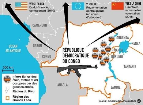 Les minerais du conflit : un fléau à l'heure du tout numérique | Sustainable Procurement News | Scoop.it