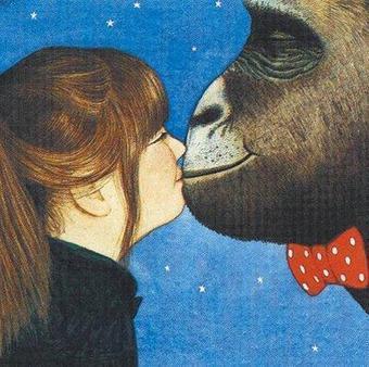 Poesia Infantil i Juvenil: Soy un gorila: poesia de Javier Fernández | Lecturas extraescolares | Scoop.it